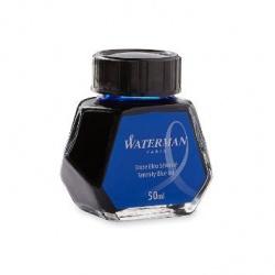 2068196cover4 Waterman Graduate Подарочный набор Перьевая ручка   ALLURE, цвет: черный, перо: F с чернилами
