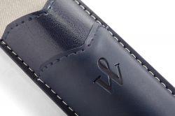 2019832 Waterman Подарочный набор Набор с чехлом и Шариковая ручка  Hemisphere, цвет: MattBlack CT