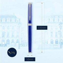 2042967 Waterman Hemisphere Перьевая ручка   Bright Blue CT