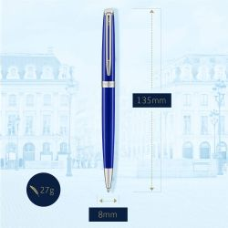 2042968 Waterman Hemisphere Шариковая ручка   Bright Blue CT