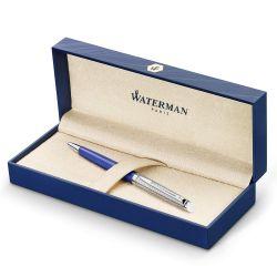 2043218 Waterman Hemisphere Шариковая ручка   Deluxe Blue Wave
