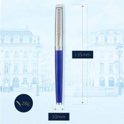 2043219 Waterman Hemisphere Ручка роллер   Deluxe Blue Wave