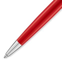 2046601 Waterman Hemisphere Шариковая ручка   Red Comet