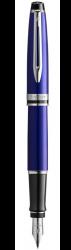 2093456 Waterman Expert Перьевая ручка   3, цвет: Blue CT, перо: F