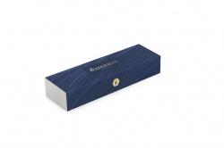 2068196 Waterman Graduate Перьевая ручка   ALLURE, цвет: черный, перо: F