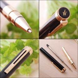 S0830880, S0830900 Waterman Perspective Шариковая ручка, цвет: Black GT