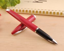 S0839590, S0839580 Waterman Carene Перьевая ручка, цвет: Glossy Red Lacquer ST