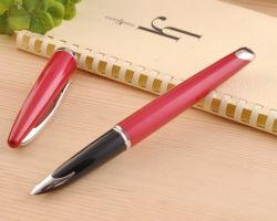 S0839590, S0839580 Waterman Carene Перьевая ручка, цвет: Glossy Red Lacquer ST