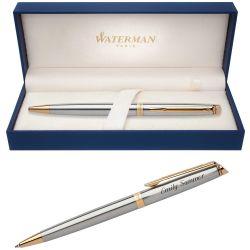 S0920370 Waterman Hemisphere Шариковая ручка, цвет: GT, стержень: Mblue
