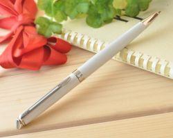 S0920970 Waterman Hemisphere Шариковая ручка, цвет: White CT,, стержень: Mblue
