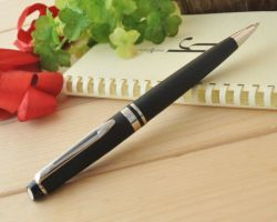 S0951900 Waterman Expert Шариковая ручка   3, цвет: MattBlack CT, стержень: Mblue