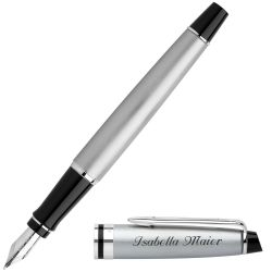 S0952040 Waterman Expert Перьевая ручка   3, цвет: Stainless Steel CT, перо: F