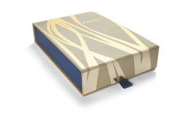 S0952000Cover Waterman Expert Набор шариковая ручка  3 Essential, цвет: Stainless Steel GT  с чехлом