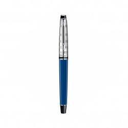 1904580 Waterman Expert Ручка перьевая  Deluxe, цвет: Blue CT Obssesion