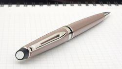 S0952200 Waterman Expert Шариковая ручка   3, цвет: Taupe CT, стержень: Mblu