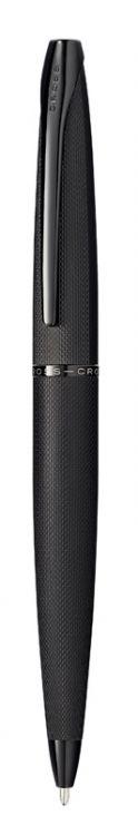 Шариковая ручка Cross ATX Brushed Black PVD