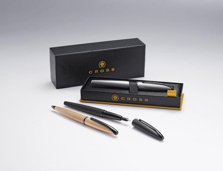Шариковая ручка Cross ATX Brushed Rose Gold PVD