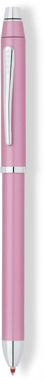 Многофункциональная ручка Cross Tech3+. Цвет - розовый.