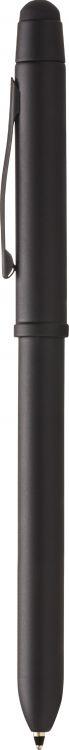 Многофункциональная ручка Cross Tech3+. Цвет - черный матовый.