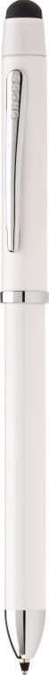 Многофункциональная ручка Cross Tech3+. Цвет - белый.