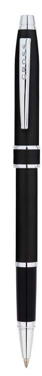 Ручка-Роллер Selectip Cross Stratford. Цвет - черный матовый.