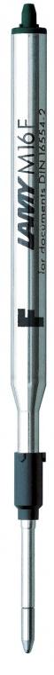 Стержень для шариковой ручки Lamy M16, Черный, F