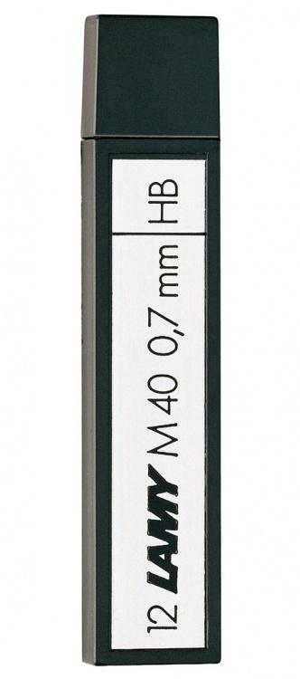 Грифели Lamy M40 HB, 0,7