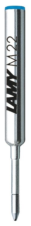 Стержень для шариковой ручки Lamy M22, Синий, M