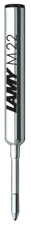Стержень для шариковой ручки Lamy M22, Черный, M