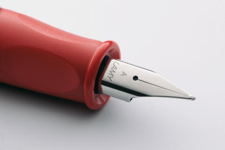 Ручка перьевая Lamy 010 ABC, Красный, A