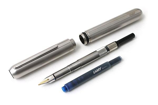 Ручка перьевая Lamy 074 dialog3, Палладиевое покрытие, Fg
