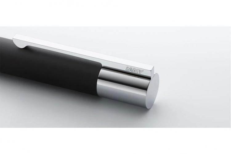 Ручка перьевая Lamy 080 scala, Черный, F