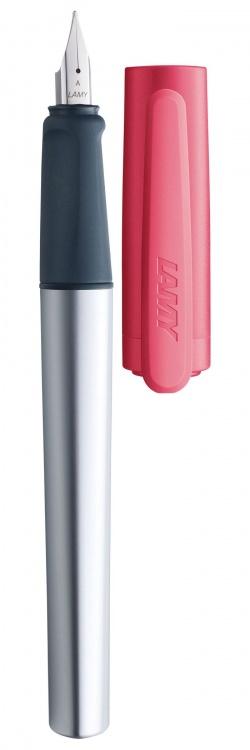Ручка перьевая Lamy 082 nexx, Розовый, F
