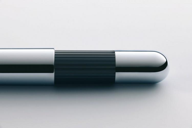 Ручка шариковая Lamy 289 pico, Полированный хром, M22