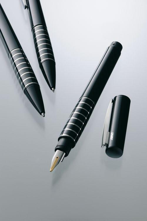 Ручка шариковая Lamy 298 accent, Лак/кольца, M16