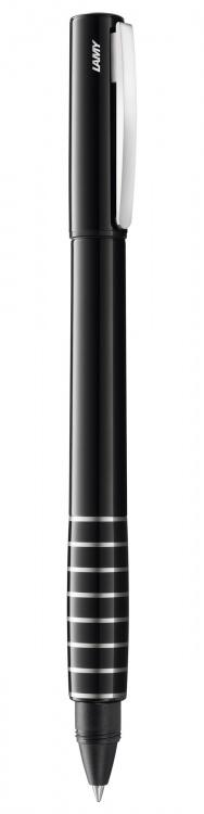 Ручка роллер чернильный Lamy 398 accent, Лак/кольца, M63