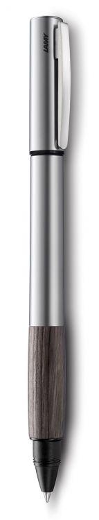Ручка роллер чернильный Lamy 396 accent, Сталь/дерево, M63