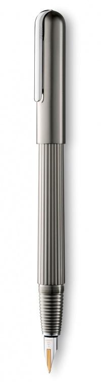 Ручка перьевая Lamy 093 imporium, Титан PVD/Платиновое покрытие, Fg