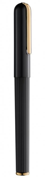 Ручка роллер чернильный Lamy 360 imporium, Черный PVD/Золотое покрытие, M63