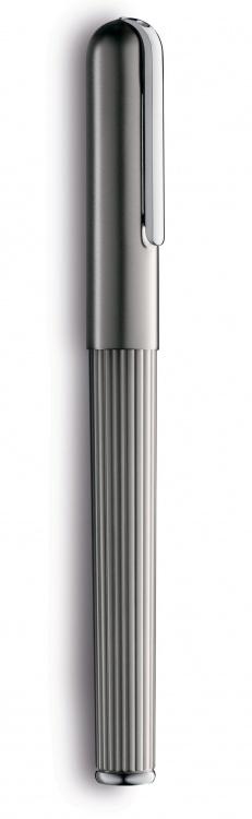 Ручка роллер чернильный Lamy 393 imporium, Титан PVD/Платиновое покрытие, M63