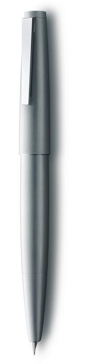 Ручка перьевая Lamy 002 2000, Матовая сталь, Fg