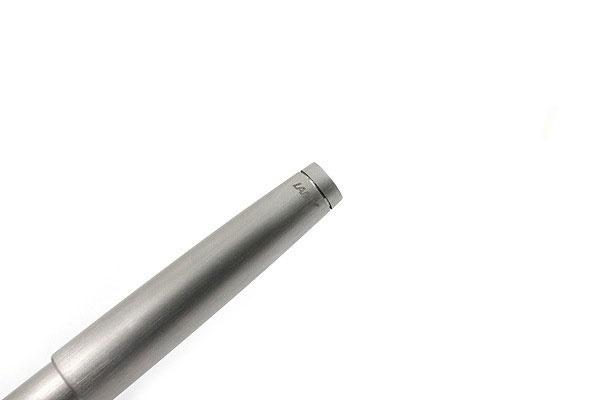 Ручка роллер чернильный Lamy 302 2000, Матовая сталь, M63