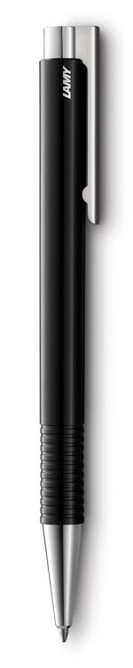Ручка Lamy шариковая 204 logo M+, Черный, M16