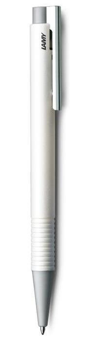Ручка Lamy шариковая 204 logo M+, Белый, M16