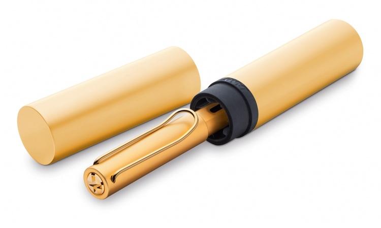 Ручка перьевая Lamy 075 lux, Золото, Mpvd