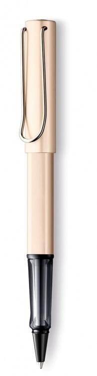 Ручка роллер чернильный Lamy 358 lux, Палладий, M63