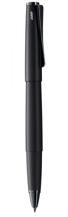 Ручка роллер чернильный Lamy 366 studio lx, All black, M63Ч