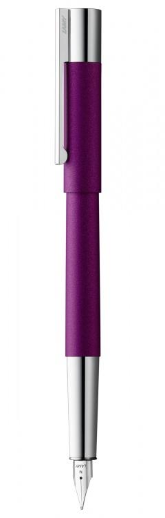 Ручка перьевая Lamy   079 scala, Фиолетовый, M