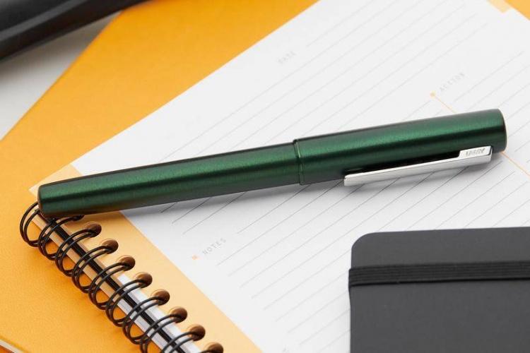 Ручка перьевая Lamy 077 aion, Зеленый, EF