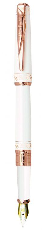 Перьевая ручка Pierre Cardin, SECRET,корпус и колпачок - латунь и лак